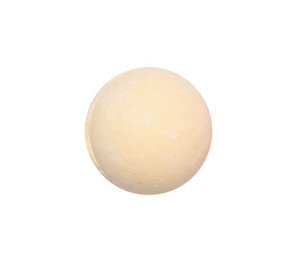 Apricot Chamomile Bath Bomb (Basin White)