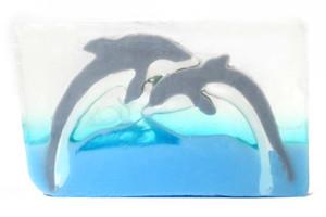 Dolphin Duo Soap