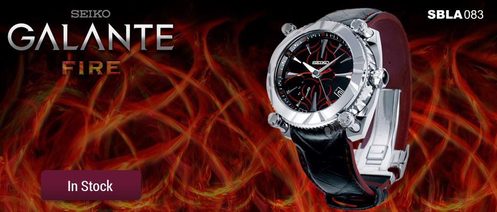 Seiko Galante Fire SBLA083