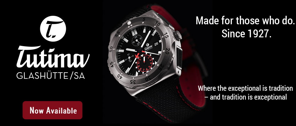Tutima Glashutte SA Watches
