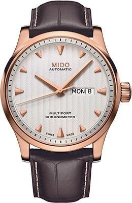Mido MULTIFORT Caliber 80 Chronometer M005.431.36.031.00