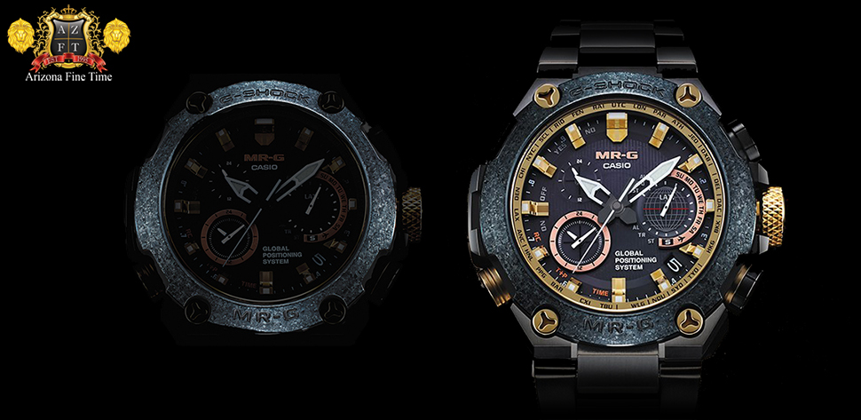 Casio G-Shock MR-G Baselworld Special MRG-G1000RT