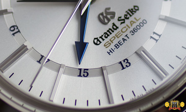 Grand Seiko Hi-Beat Special GMT 18k White Gold SBGJ007
