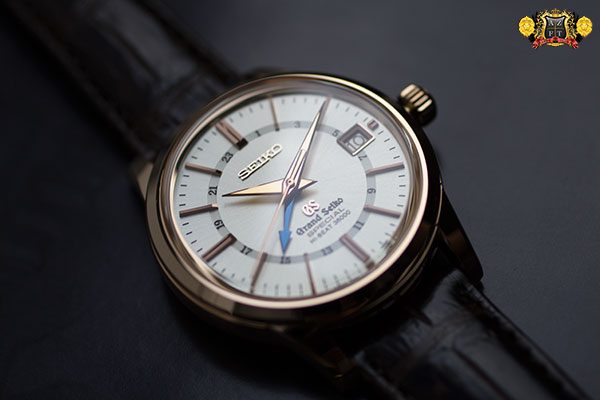 Grand Seiko Hi-Beat Special GMT 18k Pink Gold SBGJ010