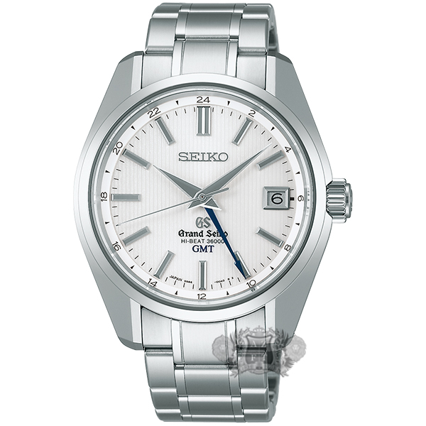 Grand Seiko Hi-Beat GMT Titanium SBGJ011