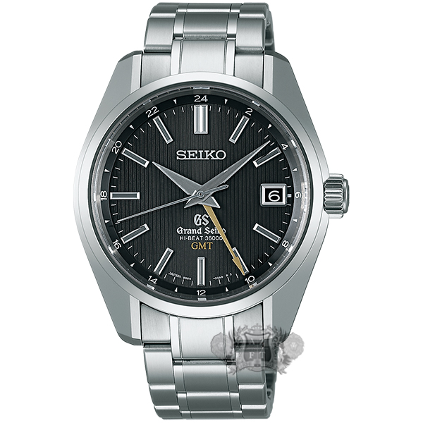 Grand Seiko Hi-Beat GMT Titanium SBGJ013