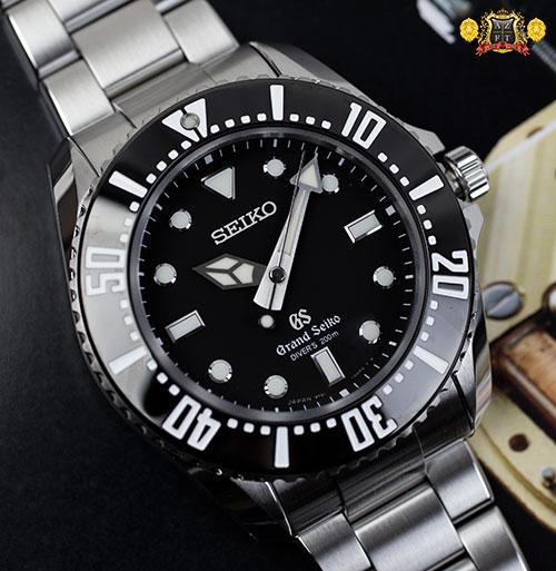 Grand seiko quartz diver sbgx115 and sbgx117 arizona - Best seiko dive watch ...