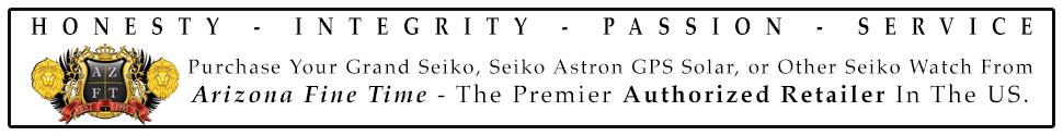 Seiko Premier Dealer