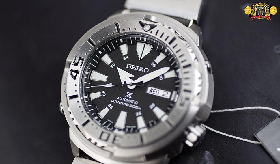 Seiko Prospex Baby Tuna Automatic SRP637
