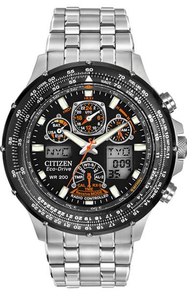 Citizen Eco-Drive A-T Skyhawk A-T JY0000-53E