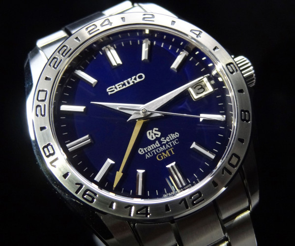 Grand Seiko Mechanical GMT Limited Edition SBGM029