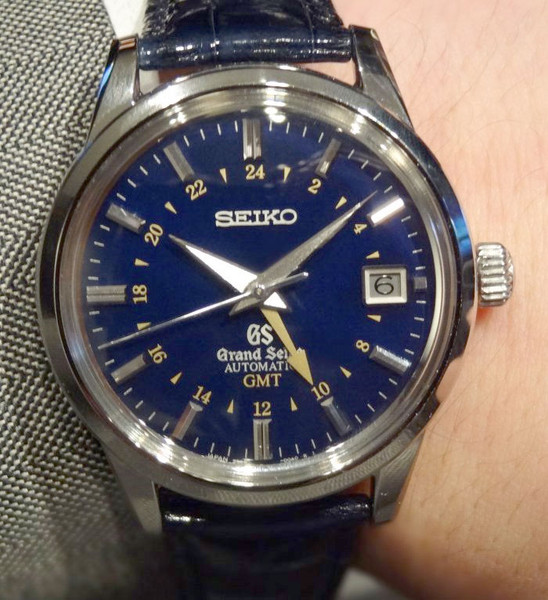 Grand Seiko Mechanical GMT Limited Edition SBGM031