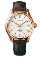 Grand Seiko Hi-Beat Special 18kt Rose Gold SBGH022