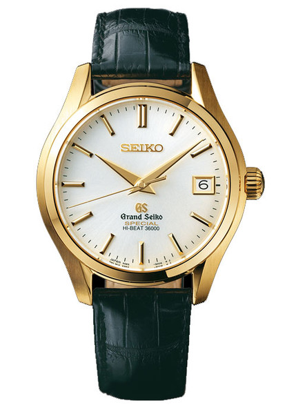 Grand Seiko Hi-Beat Special 18kt Yellow Gold SBGH020