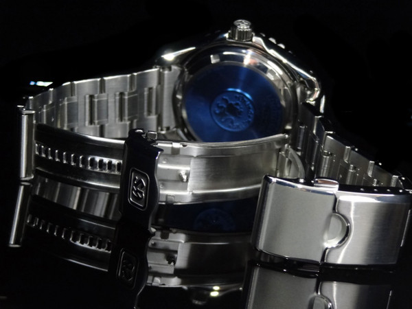 Grand Seiko Spring Drive Diver Limited Edition Blue - SBGA071