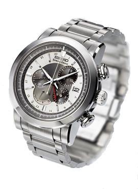 Seiko Spring Drive Chronograph Limited Edition SPS001
