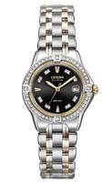Citizen Signature Ladies Quattro Diamond - EW2064-53E