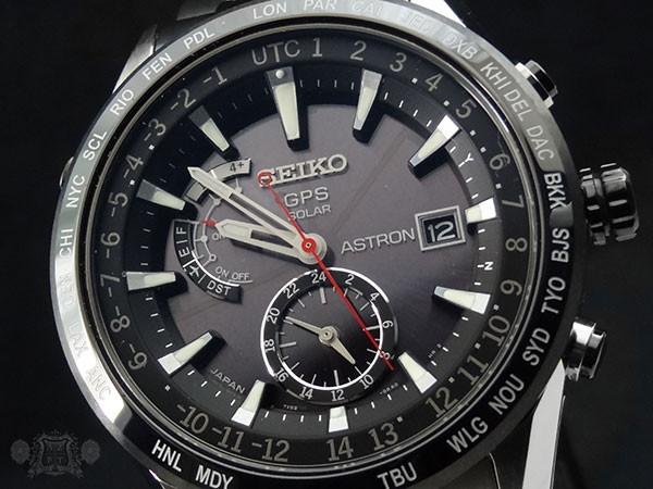 Seiko Astron GPS Solar SAST015
