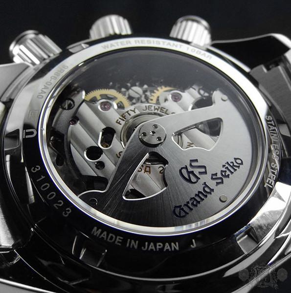 Grand Seiko Spring Drive Chronograph SBGC003