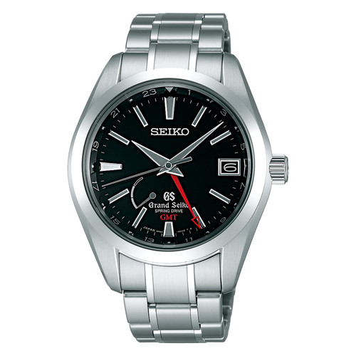 Grand Seiko Spring Drive GMT SBGE011