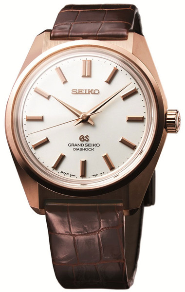 Grand Seiko Historical Collection 44GS 18k Pink Gold Limited Edition SBGW046