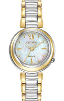 Citizen Ladies Eco-Drive L Series Sunrise EM0337-56D