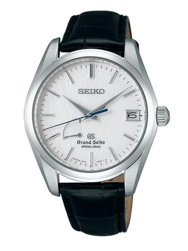 Grand Seiko Spring Drive Special Snowflake 18kt White Gold SBGA089