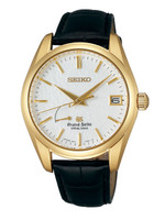 Grand Seiko Spring Drive Special Snowflake 18kt Yellow Gold SBGA090