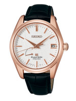 Grand Seiko Spring Drive Special Snowflake 18kt Rose Gold SBGA092