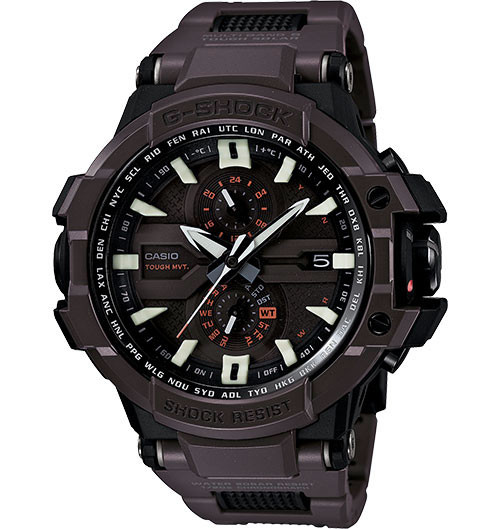 Casio G-Shock Aviation GWA1000FC-5A