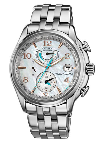 Citizen Eco-Drive World Time A-T Ladies FC0000-59D