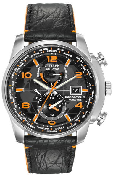 Citizen Eco-Drive A-T World Time A-T Limited Edition AT9010-28F