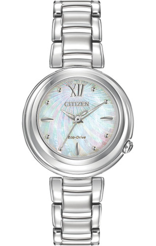 Citizen Ladies Eco-Drive L Series Sunrise EM0330-55D
