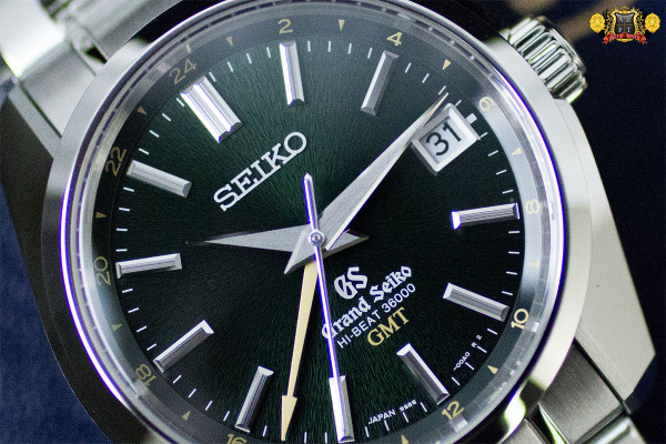 Grand Seiko Hi-Beat GMT Limited Edition SBGJ005