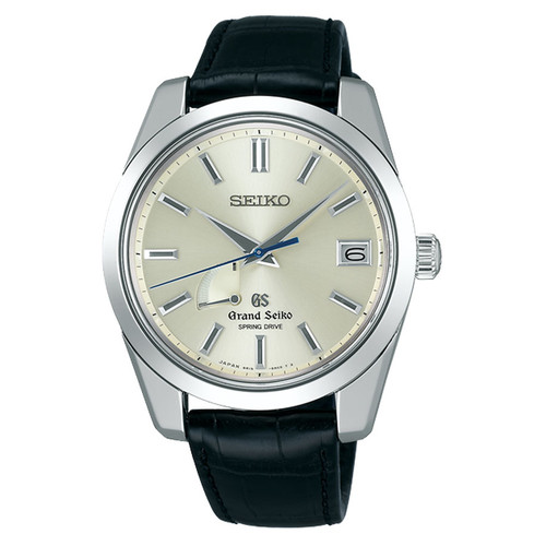 Grand Seiko Historical Collection Self-Dater Spring Drive Platinum Limited Edition SBGA107