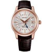 Grand Seiko Hi-Beat GMT SPECIAL 18k Pink Gold SBGJ010