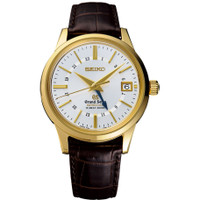 Grand Seiko Hi-Beat GMT SPECIAL 18k Yellow Gold SBGJ008