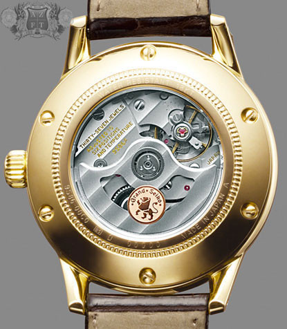 Grand Seiko Hi-Beat GMT SPECIAL 18k Yellow Gold SBGJ008