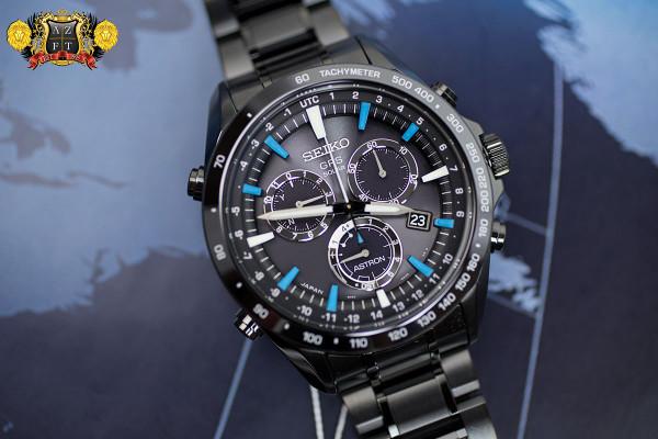 Seiko Astron GPS Solar Chronograph SSE013
