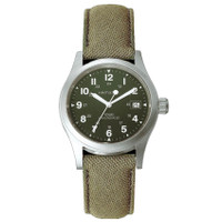 HAMILTON KHAKI FIELD OFFICER MECHANICAL H69419363