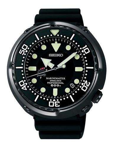 Seiko Prospex Marine Master 600m Spring Drive Tuna Can SBDB009