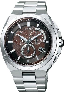 Citizen Attesa Eco-Drive AT3010-55W