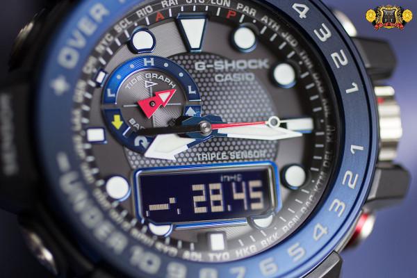 Casio G-Shock Master of G Gulfmaster GWN1000B-1B