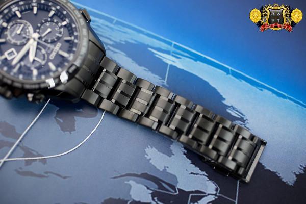Seiko Astron GPS Solar Chronograph SSE009