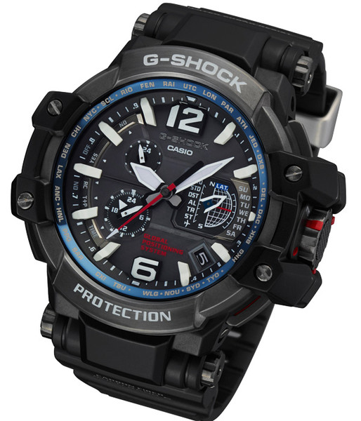Casio G-Shock Aviation GPS Hybrid Gravity Master GPW1000äó1A