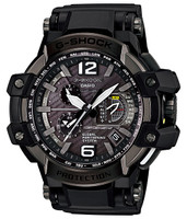 Casio G-Shock Aviation GPS Hybrid Gravity Master GPW1000‐1B