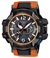 Casio G-Shock Aviation GPS Hybrid Gravity Master GPW1000‐4A