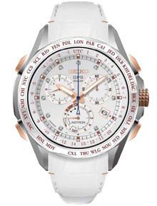 Seiko Astron GPS Solar Chronograph SSE021 Ladies Limited Edition