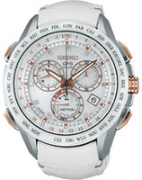 Seiko Astron GPS Solar Chronograph SSE021 Ladies Limited Edition