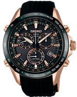 Seiko Astron GPS Solar Chronograph SSE022 Novak Djokovic Limited Edition